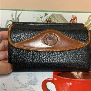 Vintage Dooney and Bourke long wallet